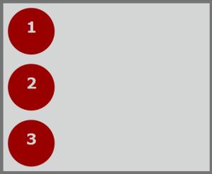 flexbox column