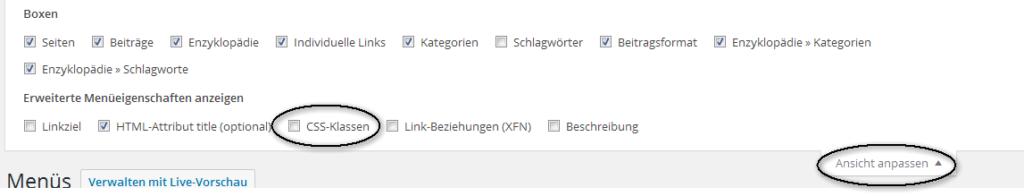 Navigation_in_WordPress_CSSFuerLi